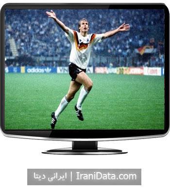 دانلود کلیپ جالب و دیدنی یورگن کلینزمن در جام های جهانی