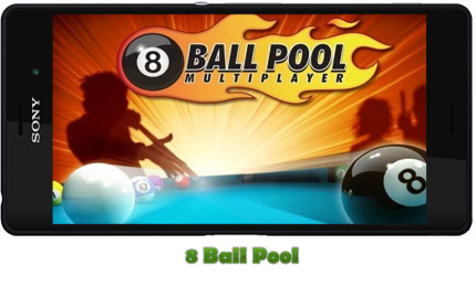 دانلود بازی بیلیارد برای اندروید - 8 Ball Pool