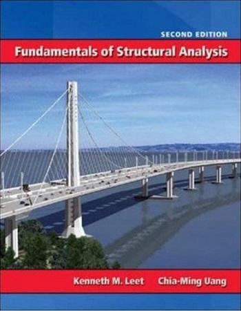 کتاب اصول تحلیل سازه (Fundamentals of Structural Analysis)