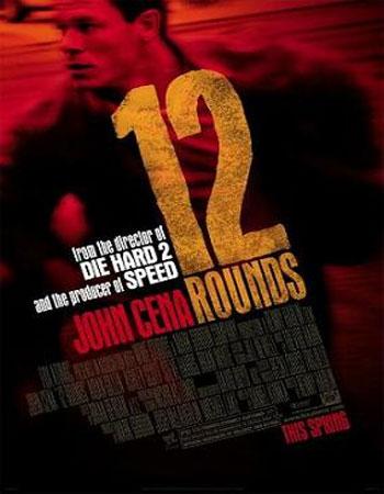 دانلود فیلم 12 راند دوبله فارسی - 12 Rounds با لینک مستقیم
