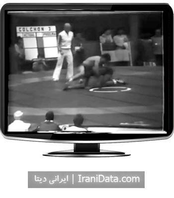 دانلود کشتی محمد حسین محبی در مسابقات جهانی 1978 مکزیکو