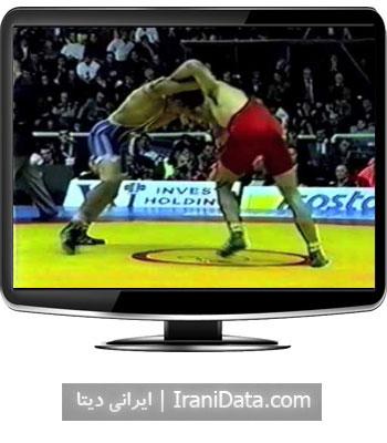 دانلود کشتی علیرضا دبیر و سرافیم بارزاکوف در فینال مسابقات جهانی 2001