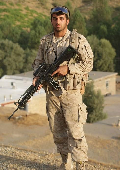 مجموعه تصاویر نیروهای ویژه ایرانی با کیفیت بالا