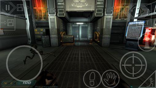 دانلود رایگان بازی DOOM 3 دوم 3 برای اندروید به همراه نسخه HD