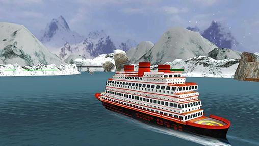 دانلود بازی Ship Simulator 2016 شبیه سازی حرکت کشتی در اندروید