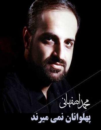 دانلود آهنگ پهلوانان نمی میرند با صدای محمد اصفهانی
