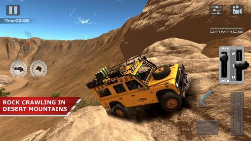 دانلود بازی Offroad Drive Desert رانندگی آفرود بیابان در اندروید