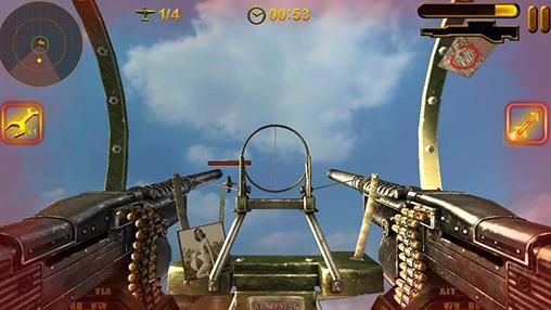 دانلود بازی Aerial Duel نبرد هوایی جنگ جهانی دوم برای اندروید