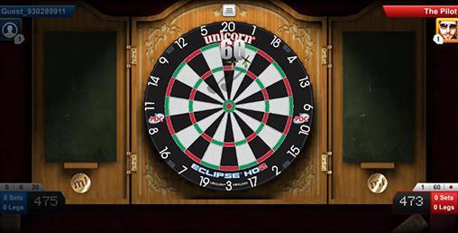 دانلود بازی Darts Match 2 (مسابقه دارت ها) پرتاب دارت به هدف در اندروید