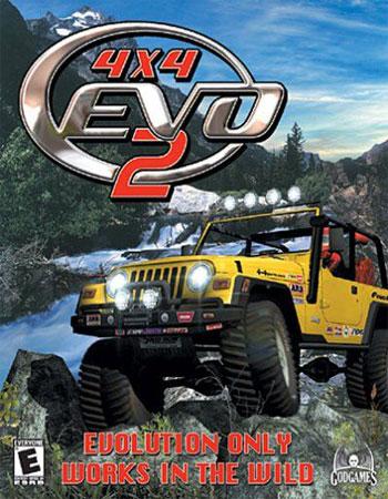 دانلود بازی ۴x4 EVO 2 برای کامپیوتر – ۴x4 Evolution 2