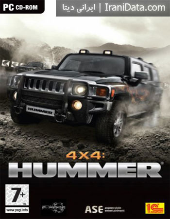 دانلود بازی ۴×۴ Hummer – مسابقات رانندگی با ماشین های صحرایی