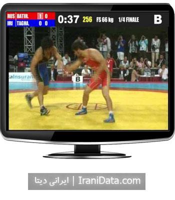 دانلود کشتی مهدی تقوی و آدام باتیروف در مسابقات جهانی استانبول
