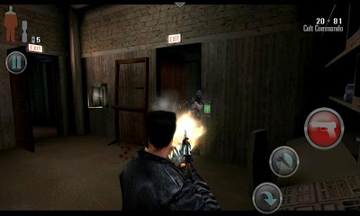 دانلود بازی Max Payne Mobile مکس پین برای اندروید