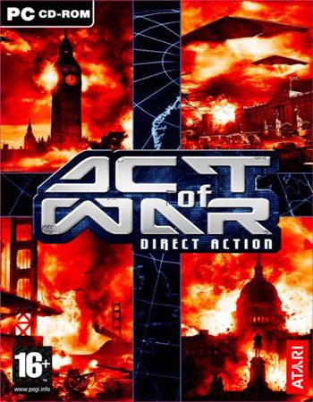 دانلود بازی Act of War Direct Action – حرکت جنگی اقدام مستقیم