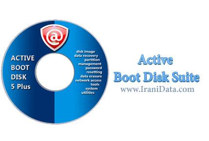دانلود Active Boot Disk Suite 10.0.3.1 – نرم افزار ساخت دیسک بوت