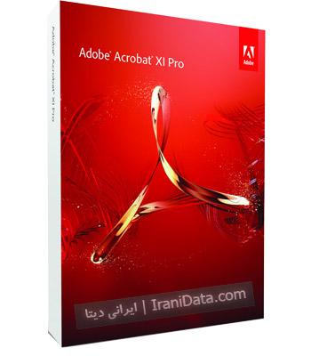 دانلود Adobe Acrobat XI Pro 11.0.12 – نرم افزار ویرایش و مشاهده PDF