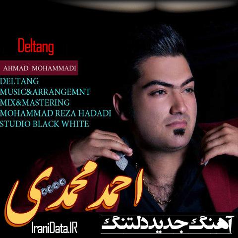 آهنگ جدید مازندرانی احمد محمدی به نام دلتنگ