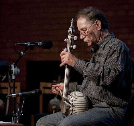 دانلود آهنگ های علی اکبر شکارچی - نوازنده کمانچه و ساز های محلی