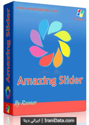 دانلود Amazing Slider v5.1 Enterprise - نرم افزار ساخت اسلایدر شو برای صفحات وب