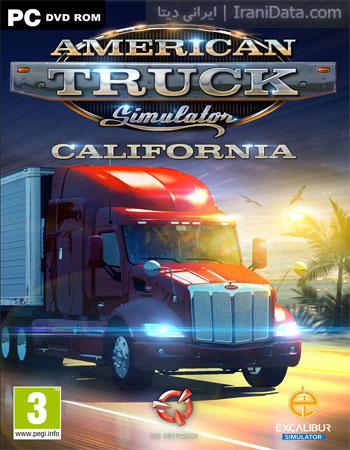 دانلود بازی American Truck Simulator 2016 برای PC