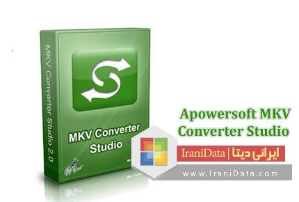 دانلود Apowersoft MKV Converter Studio v4.3.5 – مبدل فایل های ویدیویی