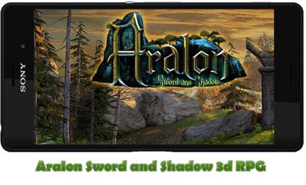 دانلود بازی Aralon Sword and Shadow 3d RPG برای اندروید