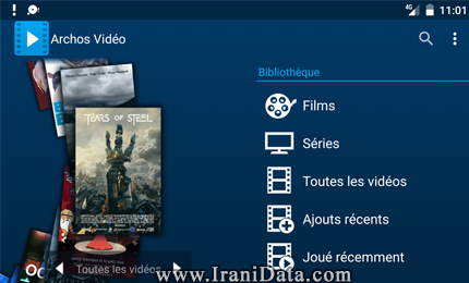 دانلود Archos Video Player