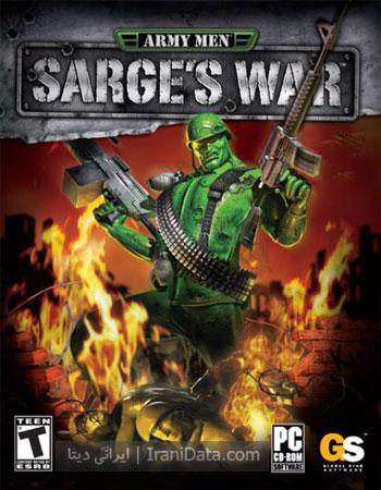 دانلود بازی Army Men Sarges War برای PC