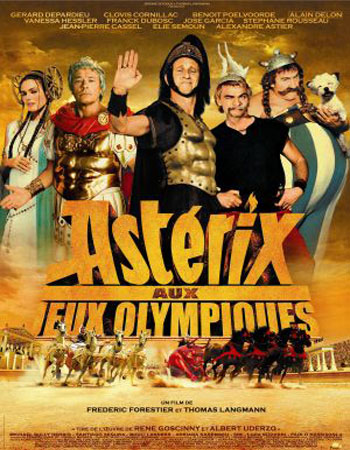 آستریکس و اوبلیکس در بازیهای المپیک