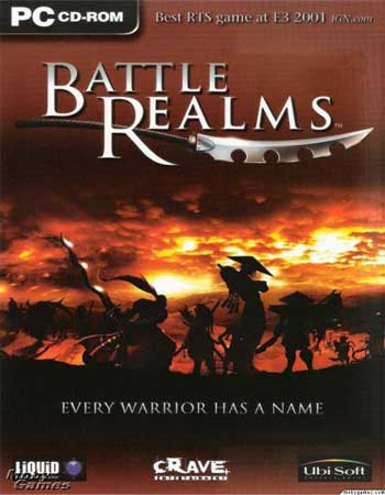 Battle Realms + Battle Realms: Winter of the Wolf