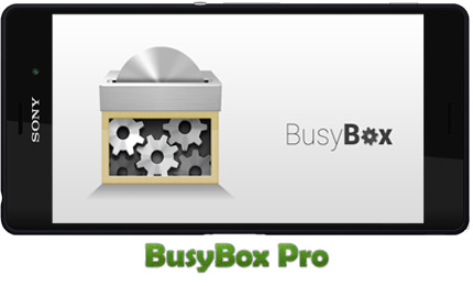 دانلود برنامه BusyBox Pro برای اندروید – اجرای دستورات لینوکس