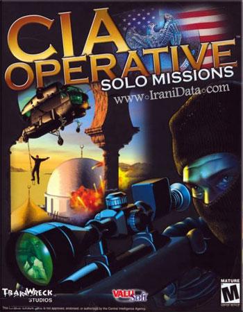 دانلود بازی CIA Operative Solo Missions برای PC