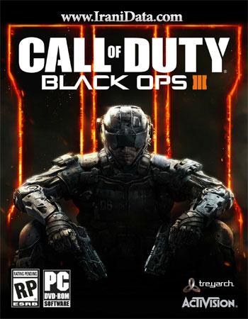 دانلود بازی Call of Duty Black Ops 3 - ندای وظیفه بلک اپس ۳