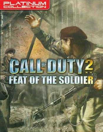 دانلود بازی Call of Duty 2: Feat Of The Soldier – ندای وظیفه 2: شاهکار سرباز