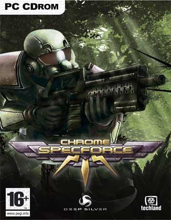 دانلود بازی Chrome SpecForce برای کامپیوتر