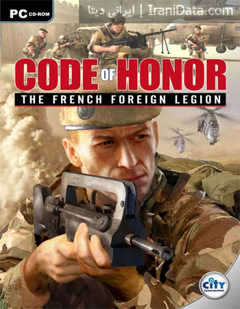 دانلود بازی Code of Honor The French Foreign Legion برای PC