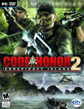 دانلود بازی Code of Honor 2 Conspiracy Island برای PC