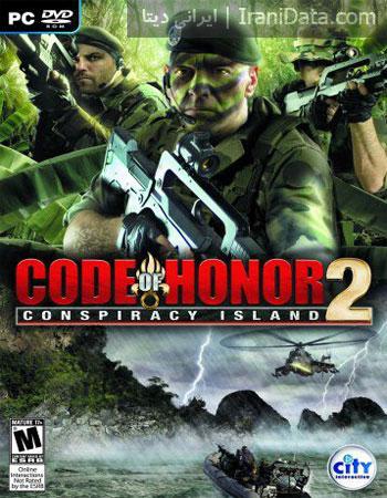 دانلود بازی Code of Honor 2 Conspiracy Island برای PC