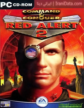 دانلود بازی Command & Conquer Red Alert 2 - فرمان و تسخیر هشدار قرمز ۲