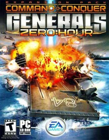 دانلود بازی Command and Conquer Generals Zero Hour برای کامپیوتر