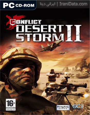 دانلود بازی Conflict Desert Storm 2 - طوفان صحرا 2