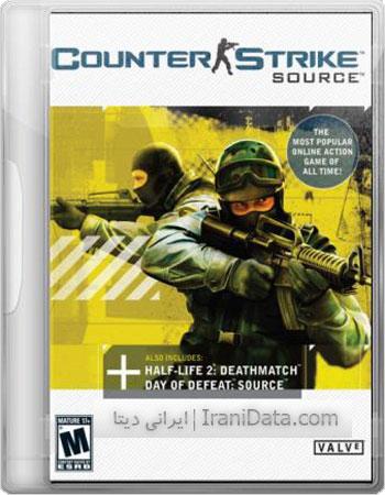 دانلود بازی Counter-Strike Source – کانتر استریک سورس برای کامپیوتر