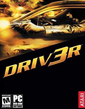 دانلود بازی Driver 3 - درایور 3 (DRIV3R) برای کامپیوتر