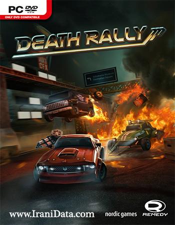 دانلود بازی Death Rally – رالی مرگ