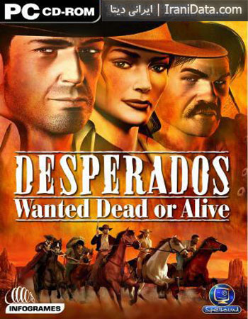 دانلود بازی Desperados 1 - دسپرادو 1 نسخه فارسی