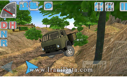 دانلود Dirt On Tires