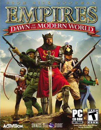 دانلود بازی Empires Dawn of the Modern World برای PC