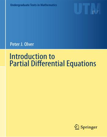 دانلود کتاب مقدماتی از معادلات دیفرانسیل جزئی (Introduction to Partial Differential Equations)