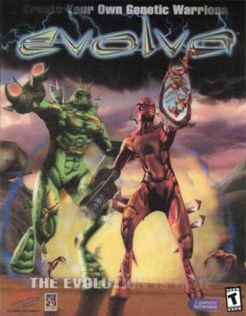 دانلود بازی Evolva برای کامپیوتر