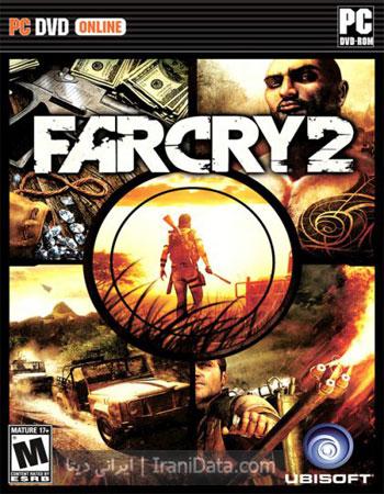 دانلود بازی Far Cry 2 – فار کرای ۲ برای کامپیوتر